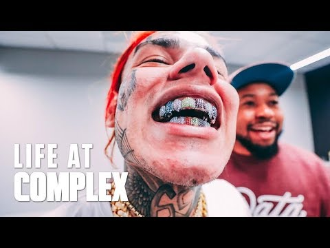 TEKASHI69 STOPS BY THE COMPLEX OFFICE!   #LIFEATCOMPLEX