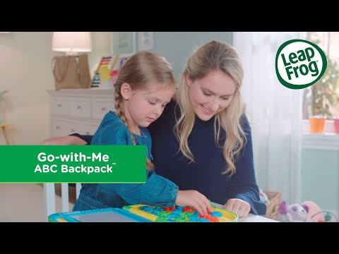 Go-with-Me ABC Backpack   Demo Video   LeapFrog®