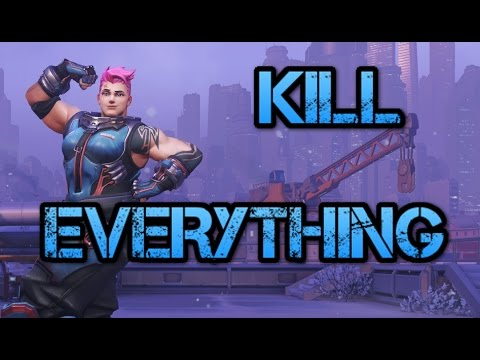How To Make Zarya's High Damage Work For You