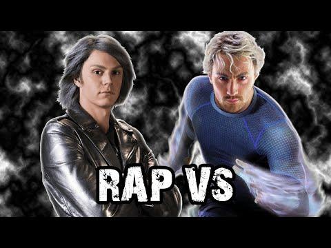 QUICKSILVER Vs QUICKSILVER RAP [2020] | RAP VS 👊 | X-Men • Avengers | HLBeast Ft. JK10 Music