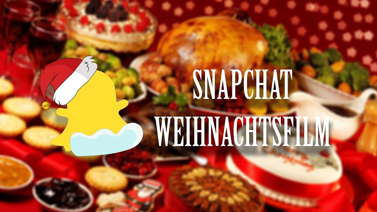 Snapchat Weihnachtsfilm - YouTube