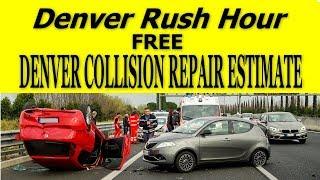 Denver Collision Repair Estimate - Denver Auto Body Repair