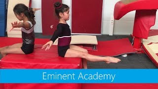 Eminent Academy - Lines & Feet positioning