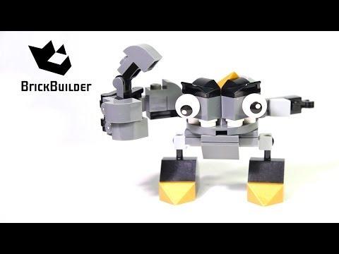 Lego Mixels 41503 KRADER build and review - YouTube  Lego Mixels 415...