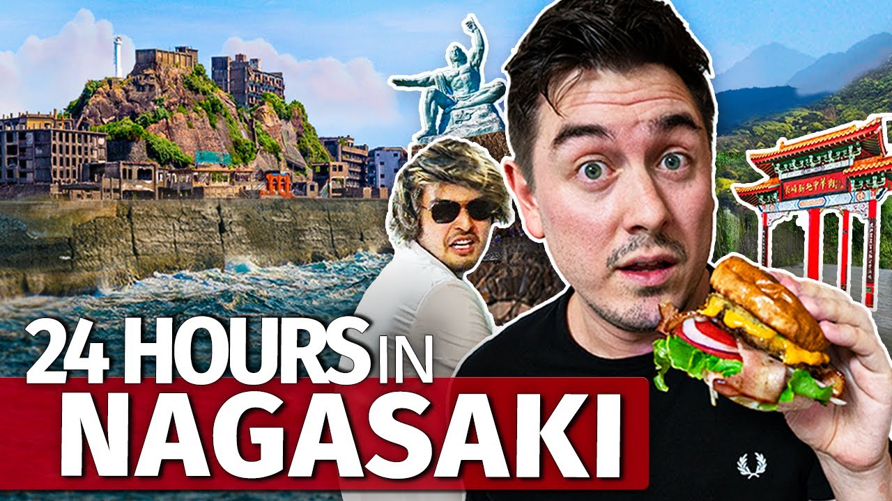 24 Hours in Nagasaki | 6 Things to do in Japan's Hidden City
