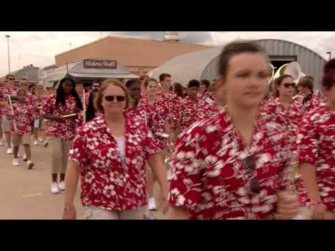 75th Pearl Harbor Anniversary Mass Band Event at the USS Missouri