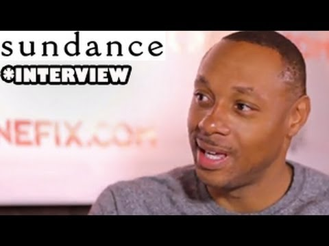 Dorian Missick   Big Words & Grand Theft Auto  Sundance 2013