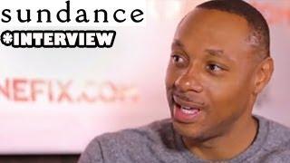 Dorian Missick Interview - Big Words & Grand Theft Auto - Sundance 2013