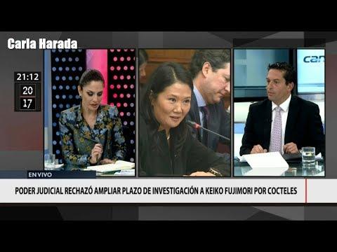 Miguel Torres: PJ rechazó pedido de ampliación de investigación caso cocteles contra Keiko