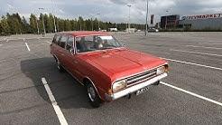 1967 Opel Rekord C Caravan 1900 L DeLuxe Overview Classic Restoration Museoajoneuvo
