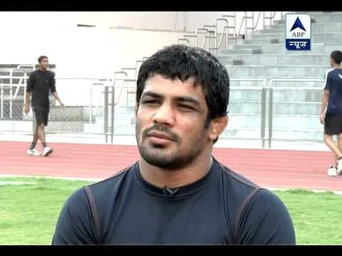 SSM chat with wrestler Sushil Kumar