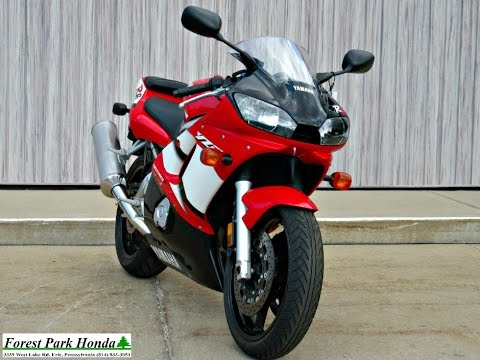 Sold Yamaha Yzf R6 Sport Bike