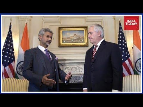 First Up: Foreign Secretary Subhahmanyam Jaishankar To Meet US Secretary Of State