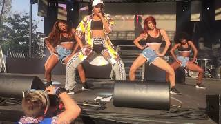 """Tinashe """"Ride Of Your Life"""" Live @ San Diego Pride"""