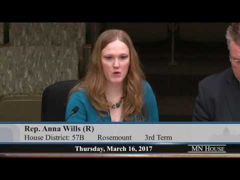 House Taxes Committee  3/16/17