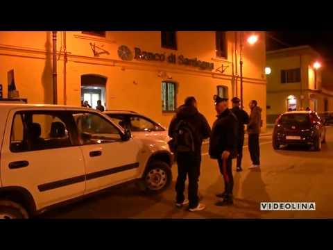 Rapina in Banca a Serramanna: Marescialla blocca bandito