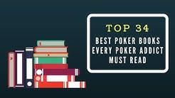 Top 10 Best Poker Books Every Poker Addict Must Read