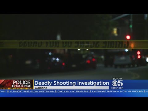 Man Killed In Officer-Involved Shooting Near Oakland's MacArthur Station
