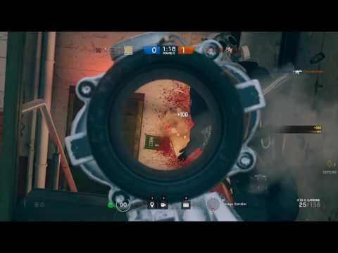 Rainbow 6 Siege - Last Operator Standing Clutch