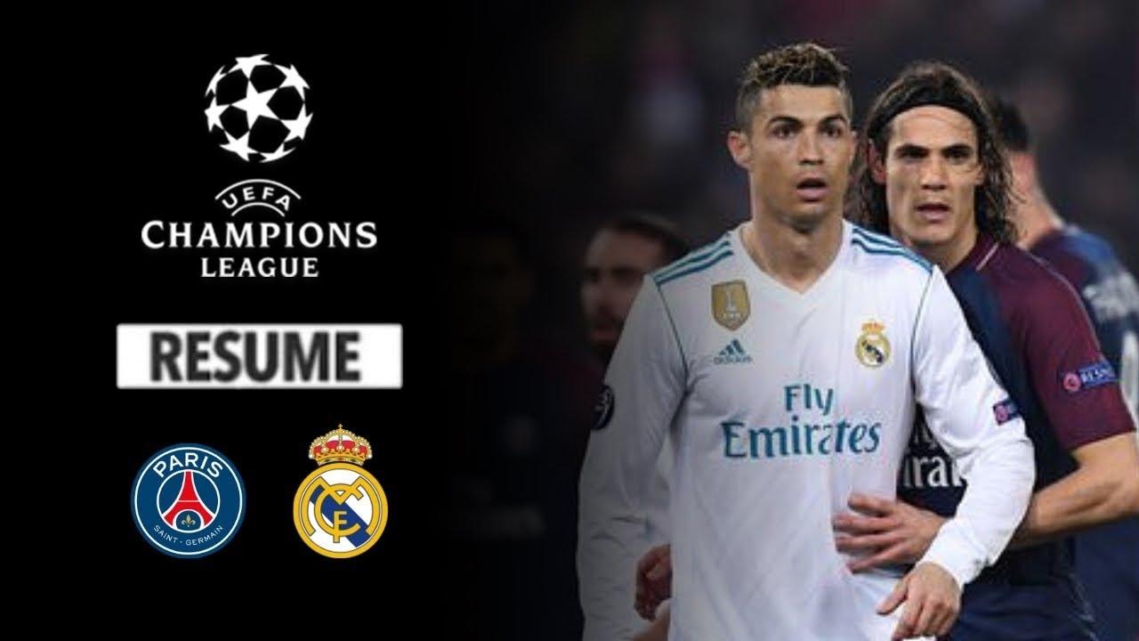 Download PSG - Real Madrid | Ligue des Champions 2017/18 | Résumé en français (BeIN)