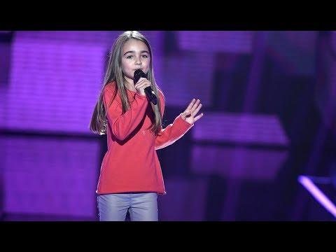 ANGELINA DE The VOICE KIDS // LE GROS DIRECT DU MERCREDI