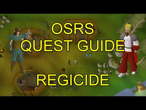 OSRS - Regicide - YouTube