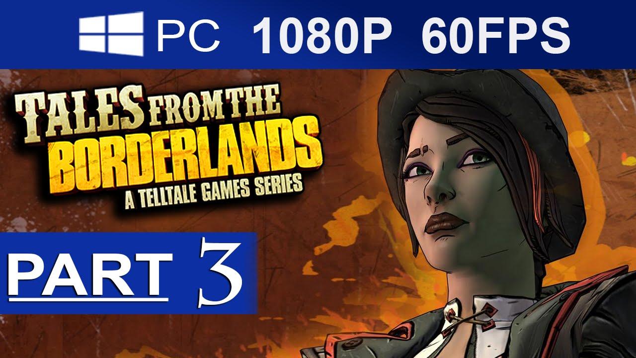 Tales From The Borderlands Episode 1 Walkthrough Part 3