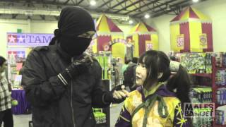 Ninja Interview: Toys Fair 2012 - Episode 1