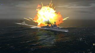 Сражаемся как психи в World Of Warships