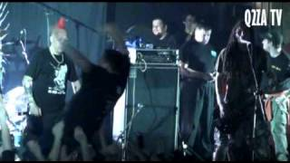 The Exploited - Let's Start a War (Moscow, 04/02/2011)
