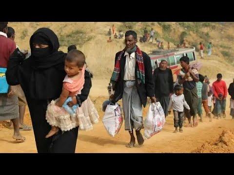 Рохинджа возвращаются в
