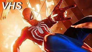 Spider-Man (трейлер Comic-Con 2018) - русский и ламповый - VHSник