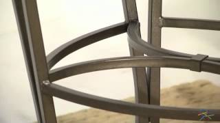 Hillsdale Montello 32 In. Swivel Bar Stool - Product Review Video