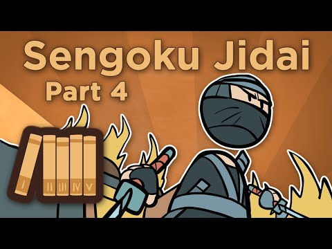 Warring States Japan: Sengoku Jidai - IV: The Death of Oda Nobunaga - Extra History