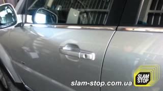 Доводчик двери на SsangYong Rexton – Дотяжка автомобильных дверей SlamStop(Доводчик автомобильных дверей SlamStop: http://slam-stop.com.ua/about Обеспечивает автоматическое, плавное закрытие двери..., 2015-04-09T13:26:23.000Z)