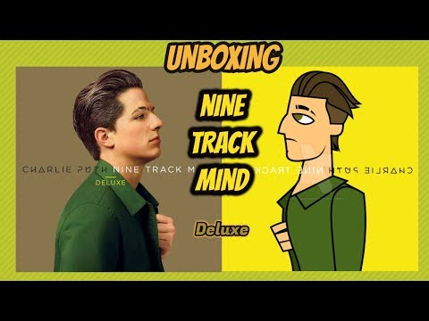 Unboxing NINE TRACK MIND (Deluxe Edition) - Charlie Puth