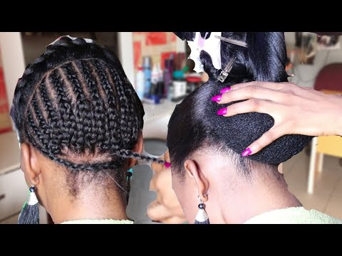 sewin-no-closure-no-frontal-/very-detail-bridal-hairstyle-#2-/-ft-xpression