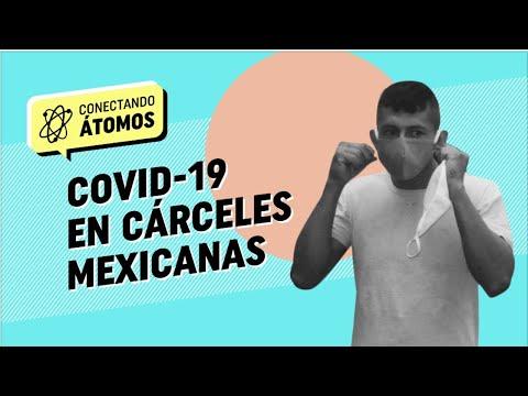 Conectando Átomos Ep.14  COVID-19 en cárceles mexicanas