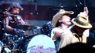 "TED NUGENT @ RAMS HEAD LIVE (Baltimore) -- ""Wang Dang Sweet Poontang"" -- July 23, 2011"