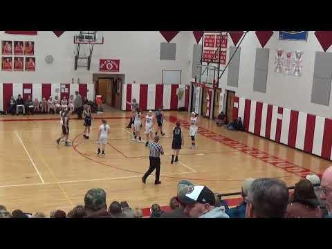 Maisy Booth 12/8/17 Redskins Basketball vs A-C Bluejays