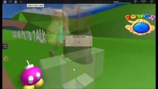 ROBLOX: Super Mario 64 ROBLOX Edition - Zeldafan2100 - Gameplay nr.0355
