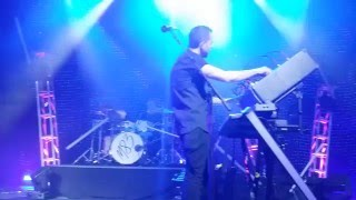 M83 - Walkway Blues (Live @ The Bomb Factory, Dallas, 4-8-16)