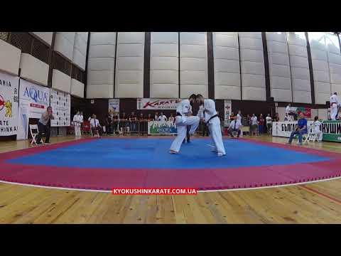 -70, 1/4 Anton Khyzhynskyi (Ukraine) - Albert Reyes (Spain, aka) - The 32nd European Championship