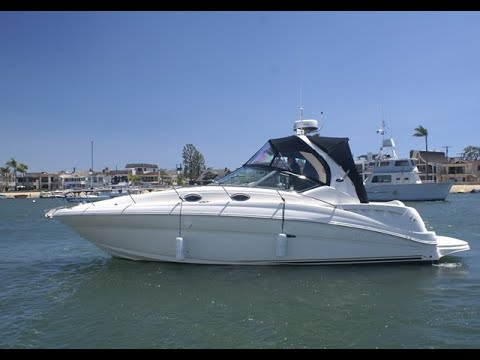 Sea Ray 320 Sundancer Tour by South Mountain Yachts