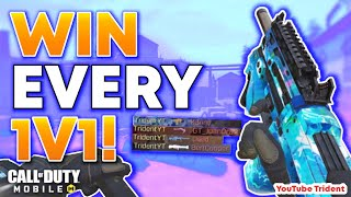 How To WIN *EVERY* 1V1 DUEL (Ultimate Guide) | CoD Mobile Season 4