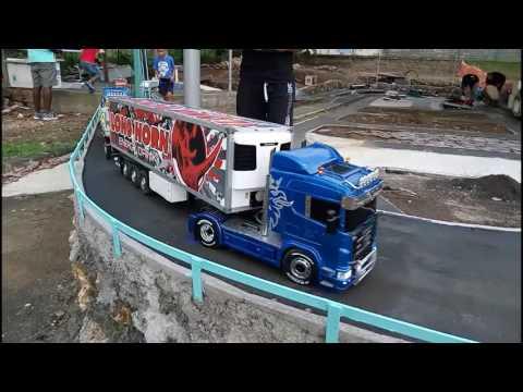 13 novembre Camion RC en GUADELOUPE