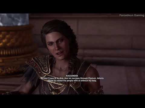 Assassin's Creed Odyssey - The Fate Of Atlantis Episode 1 - The Rebellion's Uprising & Layla