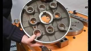 Станки для обработки арматуры Grost(http://grost.ru В этом видео описываются преимущества станков GROST для гибки и вязки арматуры. An overview of GROST steel bar..., 2014-03-27T06:30:58.000Z)