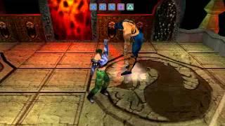 Let's Play Mortal Kombat Special Forces - Part 17 - Tremor!
