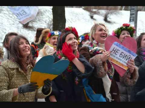 Hello Ukraine! Привіт, Україно!